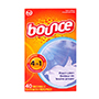 P&G BOUNCE Single Sheet Outdoor Fresh Scent
