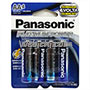 Panasonic PLATINUM POWER Platinum Power 4 Pack Aa