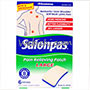 SALONPAS Pain Relieving Patch Large Nhp-006 $6.99