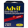 Pfizer ADVIL Trial Size