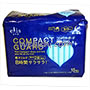 ELIS COMPACT GUARD Sanitary Napkin Heavy Day Overnight 290 W / Wing 15p $9.99