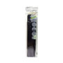 Skater EARTH COLOR Chopstick W / Case Black