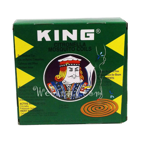 King KING Citronella Mosquito Coils