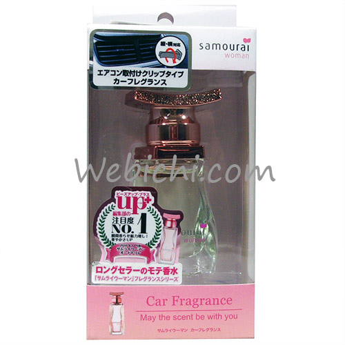 Spr SAMOURAI WOMAN Car Fragrance