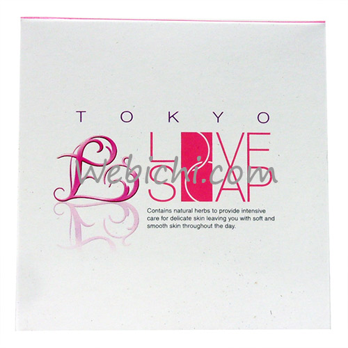 Happy Price TOKYO LOVE SOAP Soap For Women 100g