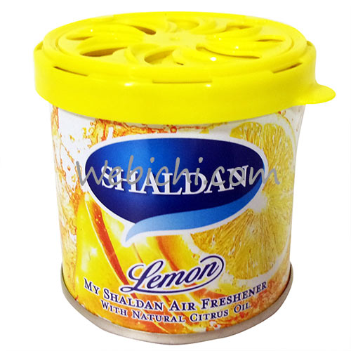 St MY SHALDAN Air Freshener Lemon