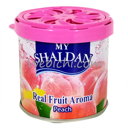St MY SHALDAN Air Freshener Peach