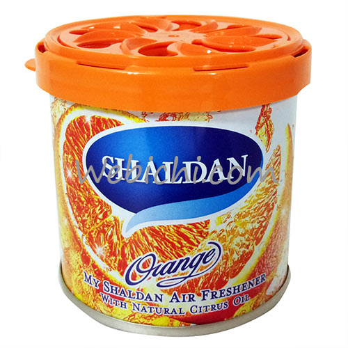 St MY SHALDAN Air Freshener Orange