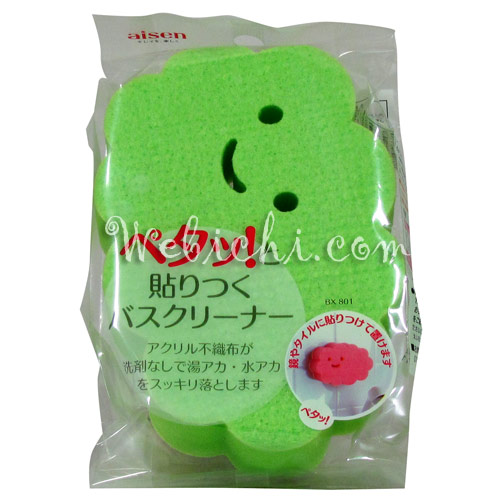 Aisen AISEN Bathtub Cleaning Sponge G Bx801