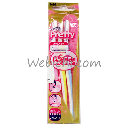 Kai RAZOR Pretty Safty Razor Slim L