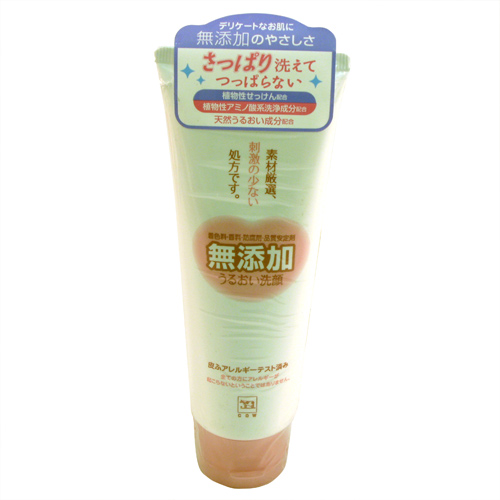 Gyunyu NON ADDITIVE Facial Cleansing Foam Moist