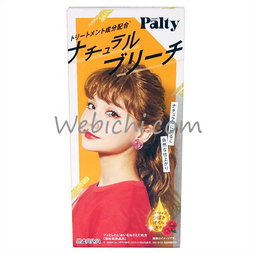 Dariya PALTY Natural Bleach