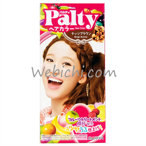 Dariya PALTY Hair Color Nuts Brown