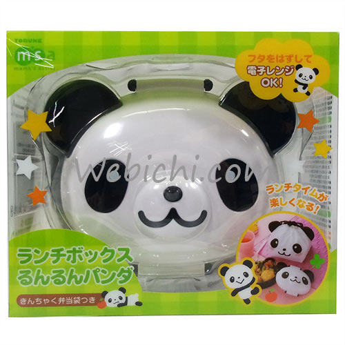 Torune MAMAS ASSIST Lunch Box W / Drawstring Pouch Panda