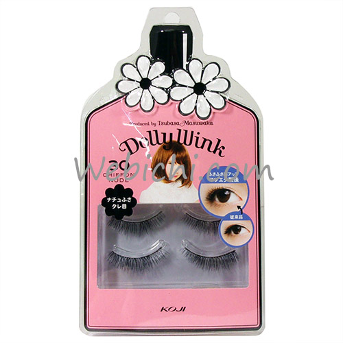 Koji DOLLY WINK False Eyelashes No. 30
