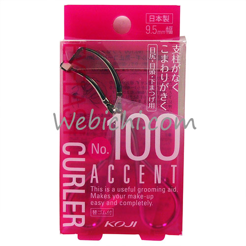 Koji KOJI No.100 Eyelash Accent Curler