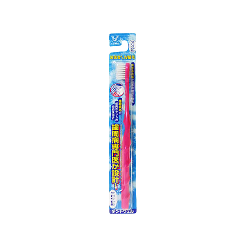 Taisho DENTWELL Toothbrush Double Layers Soft