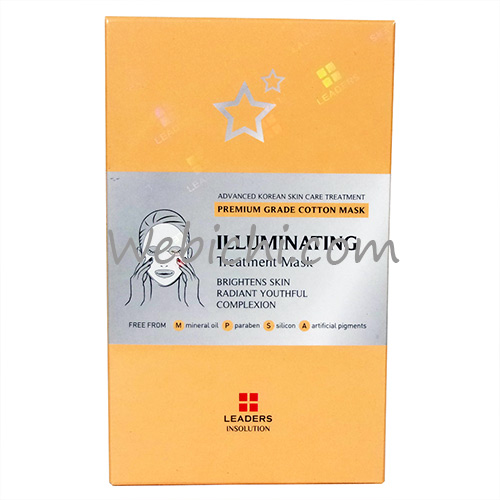 Leaders INSOLUTION Illuminating Treatment Mask
