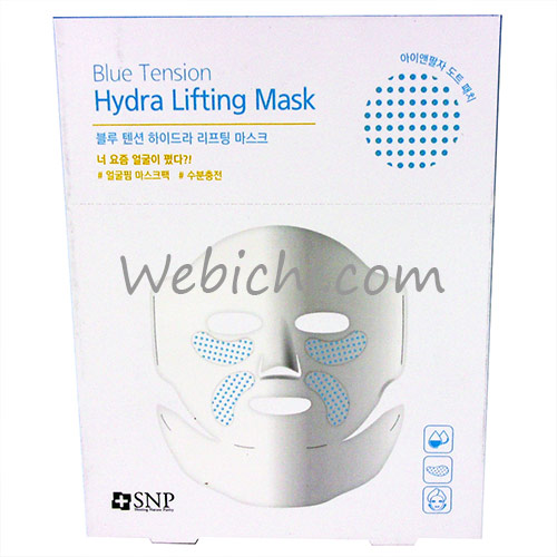 Sd Biotechnologies SNP  Blue Tension Hydra Lifting Mask